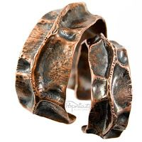 24 Best Chasing And Repousse Images Copper Jewelry