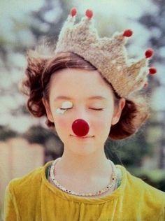Circus face