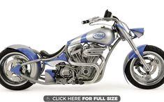 American Chopper Bikes 12456