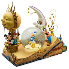 Disney Snowglobes Collectors Guide: January 2011