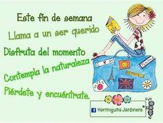 Hormiguita Jardinera ® - Soy Preescolar ® ツ