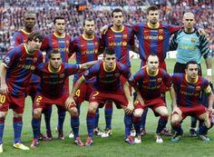 Barça Wembley 2011
