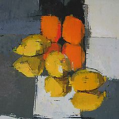 Jill Barthorpe - Oranges and Lemons