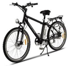 X- Treme Lithium Electric Powered Men's Mountain Bike