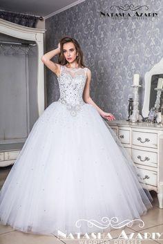 Svadobné šaty - Natasha Azariy