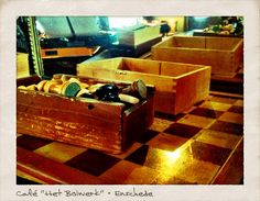 """Café """"Het Bolwerk"""" • Enschede"""