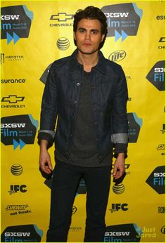 Paul Wesley & Emmy Rossum: 'Before I Disappear' at SXSW (2014)
