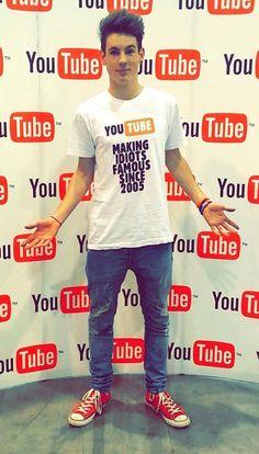 Explo a youtube jdou ohromně dohromady U Tube, 3 I, Pewdiepie, Moma, Youtubers, Idol, Celebrities, Celebs, Celebrity