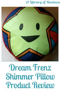 @DreamFrenz is a pillow and friend in one.