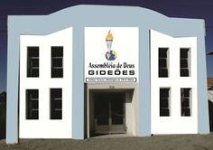 Gideões Canguçu/RS: Igreja Assembléia de Deus  Gideões com dias e horá...