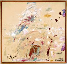 Cy Twombly, who died on Tuesday, was a towering figure of American painting who emphasized direct methods in an engaging way.