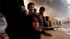 Perang Mosul ISIS Bisa Menggunakan Warga Sipil Sebagai Tameng