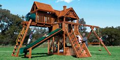 Huckleberry Hideout Pkg IV Fully Loaded Playset (98C)