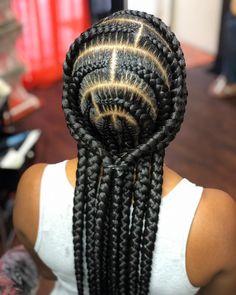 85 Box Braids Hairstyles for Black Women - Hairstyles Trends Box Braids Hairstyles, Kids Braided Hairstyles, Black Women Hairstyles, Girl Hairstyles, Hairstyles Pictures, Fashion Hairstyles, Hairstyles Videos, African Hairstyles, Box Braids