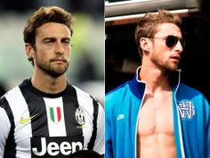 Claudio Marchisio Italy soccer Italy Soccer, Claudio Marchisio, Football Is Life, Fifa World Cup, To My Future Husband, Football Players, Fashion Men, Hot Guys, Athlete