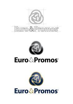 Realizzazione del #logo per il gruppo #Euro&Promos leader nella gestione di #serviziallapersona #pulizieindustriali #logistica e #energia