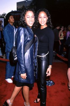 #TBT: The Best Of The Worst '90s Beauty Trends  #refinery29  http://www.refinery29.com/90s-beauty-trends#slide-16  Flat Twists The Mowry sisters sported this look better than all others. ...