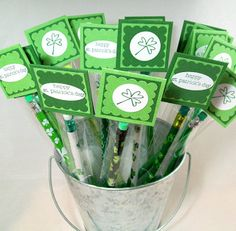Just Wild About Teaching: All Things Green!  Check out the sweet treats and goodies I plan on giving for St. Patrick's Day!    justwildaboutteaching.blogspot.com