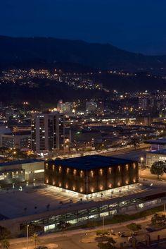 Centro Internacional de Convenciones de Medellín, Colombia- Daniel Bonilla