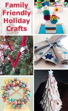 Get the #family together this #holiday season for these family friendly #crafts!  http://www.parents.com/holiday/christmas/decorating/family-friendly-winter-decorating/?socsrc=pmmpin102212HnCWinterDecorating