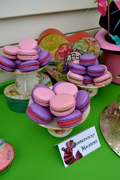"Alice in Wonderland / Mad Hatter / Birthday ""Mad Hatter Tea Party"" Mad Hatter Birthday Party, Alice In Wonderland Tea Party Birthday, Alice In Wonderland Cakes, Mad Hatter Party, Mad Hatter Tea, Birthday Parties, Alice In Wonderland Party Ideas, Birthday Ideas, Tea Party"