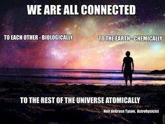 galaxies in the universe | Via Vania Fuentes