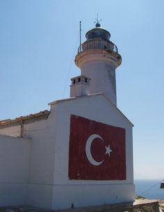 Devboynu Lighthouse, Daca Turkey