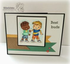 Best Buds - Your Next Stamp