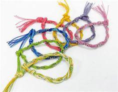 Bead Landing™ Hemp Friendship Bracelets