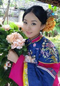 劉詩詩、劉亦菲 華やかな昔の服装姿 (20)--人民網日本語版--人民日報