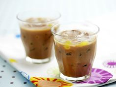 Mocha milk bubble tea recipe