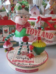 Bigsby's Toy Dept. Elf