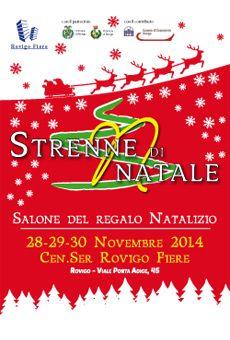 Strenne di Natale - Salone del Regalo Natalizio - ViaVaiNet - Il portale degli eventi