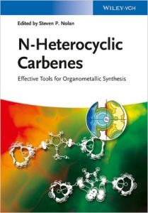 N-Heterocyclic carbenes : effective tools for organometallic synthesis
