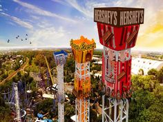 These theme parks take themes to a whole new level. From rides inspired by construction equipment to a park just for wine, check out some of the more alternative parks around the world.