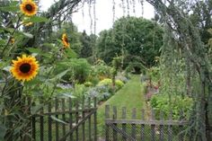Chanticleer garden by estela