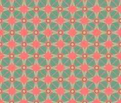 Alpha fabric by suestrobel on Spoonflower - custom fabric