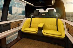 VW Sedric: El futuro será así