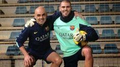 "Víctor Valdés: ""Ya estoy listo""   FC Barcelona Noticias"