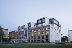 Soundcloud Headquarter in Berlin / designed by KINZO Berlin (photo by Werner Huthmacher)
