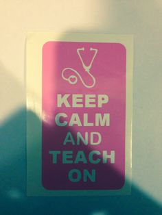 For all of my nurse educator friends!  Car Decals.  Visit www.facebook.com/silhoutte moms