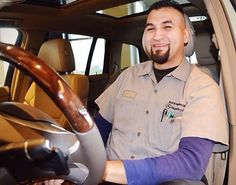 """Abner Lesage, At Your Service    Going Above and Beyond!  Natasha Fivestarchic White posted on our Facebook timeline:         """"My car is getting serviced as we speak...in my driveway! NOW THAT'S CLASSY! THANKS, ALEX RODRIGUEZ MERCEDES-BENZ! Your tech Abner Lesage is very professional and his personality is the BEST.""""    ~ Baytown, TX"""