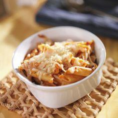 Goddelijke pasta al forno