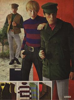 THE SWINGING 60s – How Men's Fashion Exploded