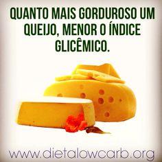 #queijos #queijo #indiceglicemico #dieta #lowcarb #dietalowcarb #foconadieta
