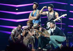 Bruno Mars en Nashville ♥