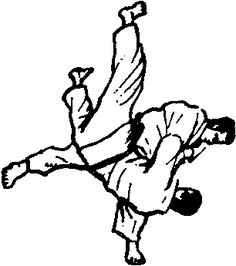 Practice those breakfalls! In judo and #jiu-jitsu there is always the potential to get chunked! Visit http://www.budospace.com/category/judo/ for discount Judo supplies!