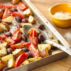 How to Roast Vegetables - breaks down how and how long to roast different types of vegetables