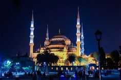 Blue Mosque, Istanbul | by DingoShoes - life's a dream