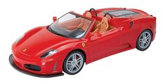 1:10 MJX Ferrari F430 Spider – Mikes RC Vehicles